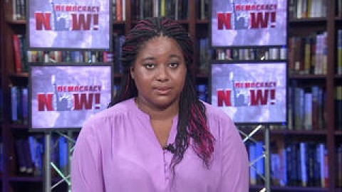 "Erica Garner was ""Unbought and Unbossed"" in Push for Justice After Her Father Died in NYPD Chokehold"