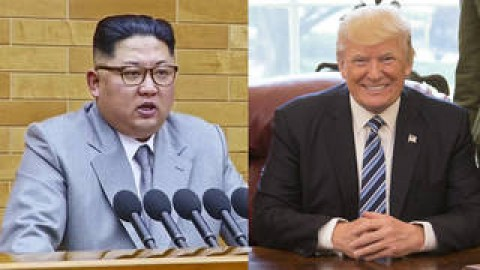 North and South Korean Leaders Agree to Direct Negotiations as Trump Provokes Kim Jong-un on Twitter